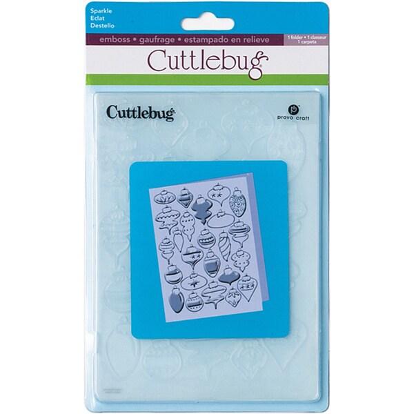Provo Craft Cuttlebug Embossing Sparkle Folder