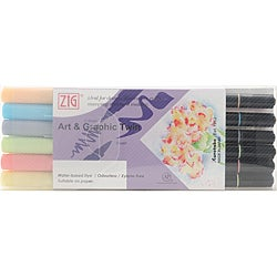 Zig Art & Graphic All Seasons Twin Set (Pack of 6)