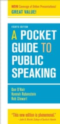 A Pocket Guide to Public Speaking (Paperback)