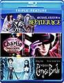 Beetlejuice/Charlie And The Chocolate Factory/Tim Burton's Corpse Bride (Blu-ray Disc)