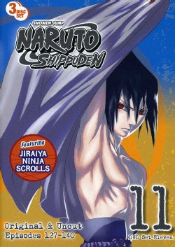 Naruto Shippuden Box Set 11 (DVD)