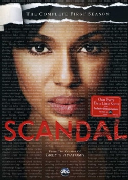 Scandal: The Complete First Season (DVD)