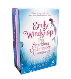Emily Windsnap Four Sparkling Underwater Adventures: The Tail of Emily Windsnap / Emily Windsnap and the Monster ... (Paperback)