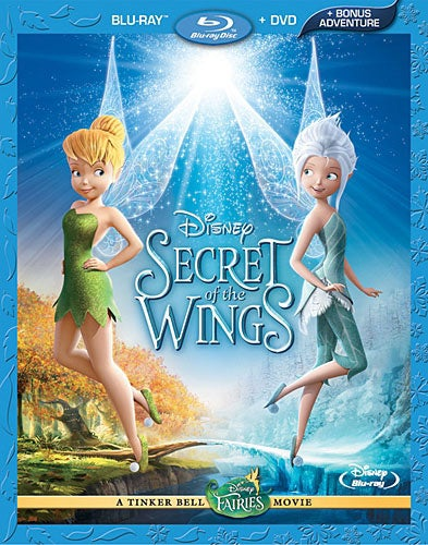 Secret of the Wings (Blu-ray/DVD)