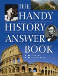 The Handy History Answer Book (Paperback)