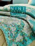 Nine Patch Panache: 45 Nine-Patch Projects (Paperback)