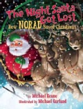 The Night Santa Got Lost: How NORAD Saved Christmas (Hardcover)