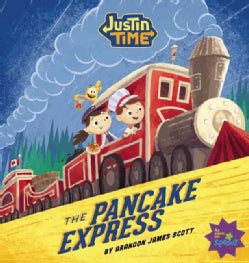 The Pancake Express (Hardcover)
