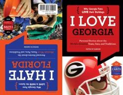 I Love Georgia/I Hate Florida (Paperback)