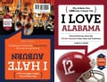 I Love Alabama/I Hate Auburn: Flip Book (Paperback)