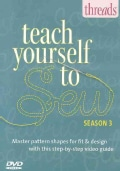 Thread's Teach Yourself to Sew (DVD-ROM)