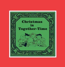 Christmas Is Together-Time (Hardcover)
