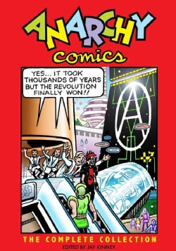 Anarchy Comics: The Complete Collection (Paperback)