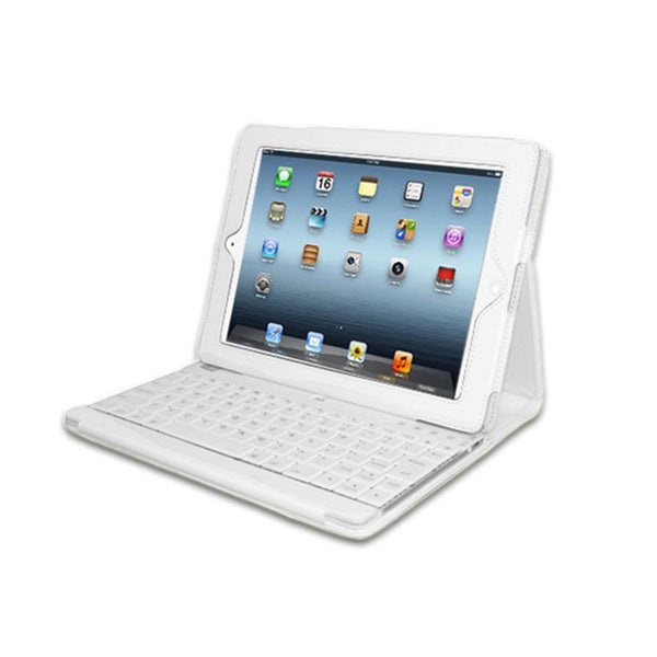 Adesso Compagno 3 Keyboard/Cover Case for iPad