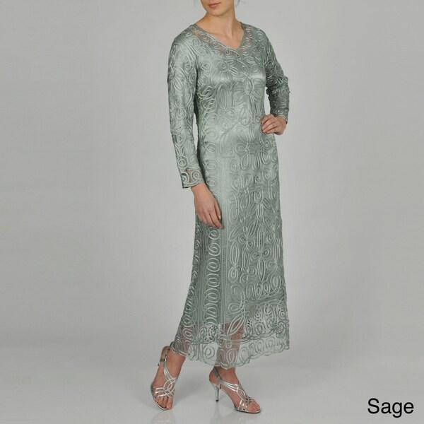 Soulmates Women's Hand Crochet Dress