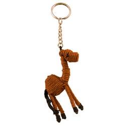 Yarn Camel Keychain (Colombia)