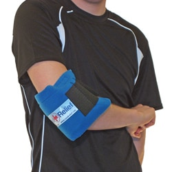 Cool Relief Soft Gel Universal Ice Wrap w/ Removable Insert
