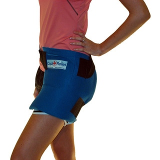 Cool Relief Soft Gel Hip Ice Wrap with Removable Insert