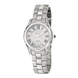 Seiko Women's 'Premier' Stainless Steel Quartz Watch