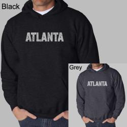 Los Angeles Pop Art Men's Atlanta Hoodie