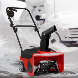 DuroStar Portable Electric Snow Blower