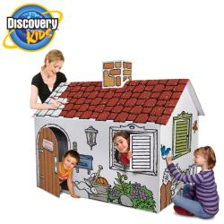 Discovery Kids Color Me Playhouse