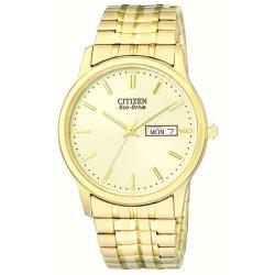 Citizen Men's BM8452-99P Goldtone Bracelet Watch