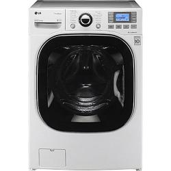 LG 4.8-cubic-foot White Front Load Washer