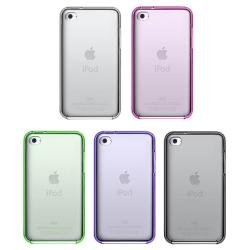 Apple iPod Touch 4th Generation Crystal Skin Cases (Pack of 2)