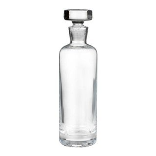 Marquis by Waterford Vintage Tall Crystal Cylinder Decanter