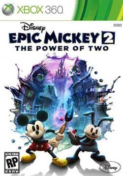 Xbox 360 - Disney Interactive Disney Epic Mickey 2: The Power of Two