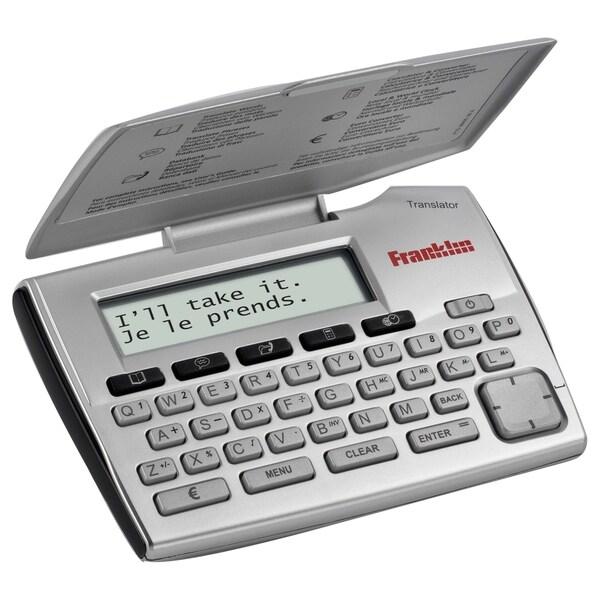 Franklin ET-2105 Electronic Translator