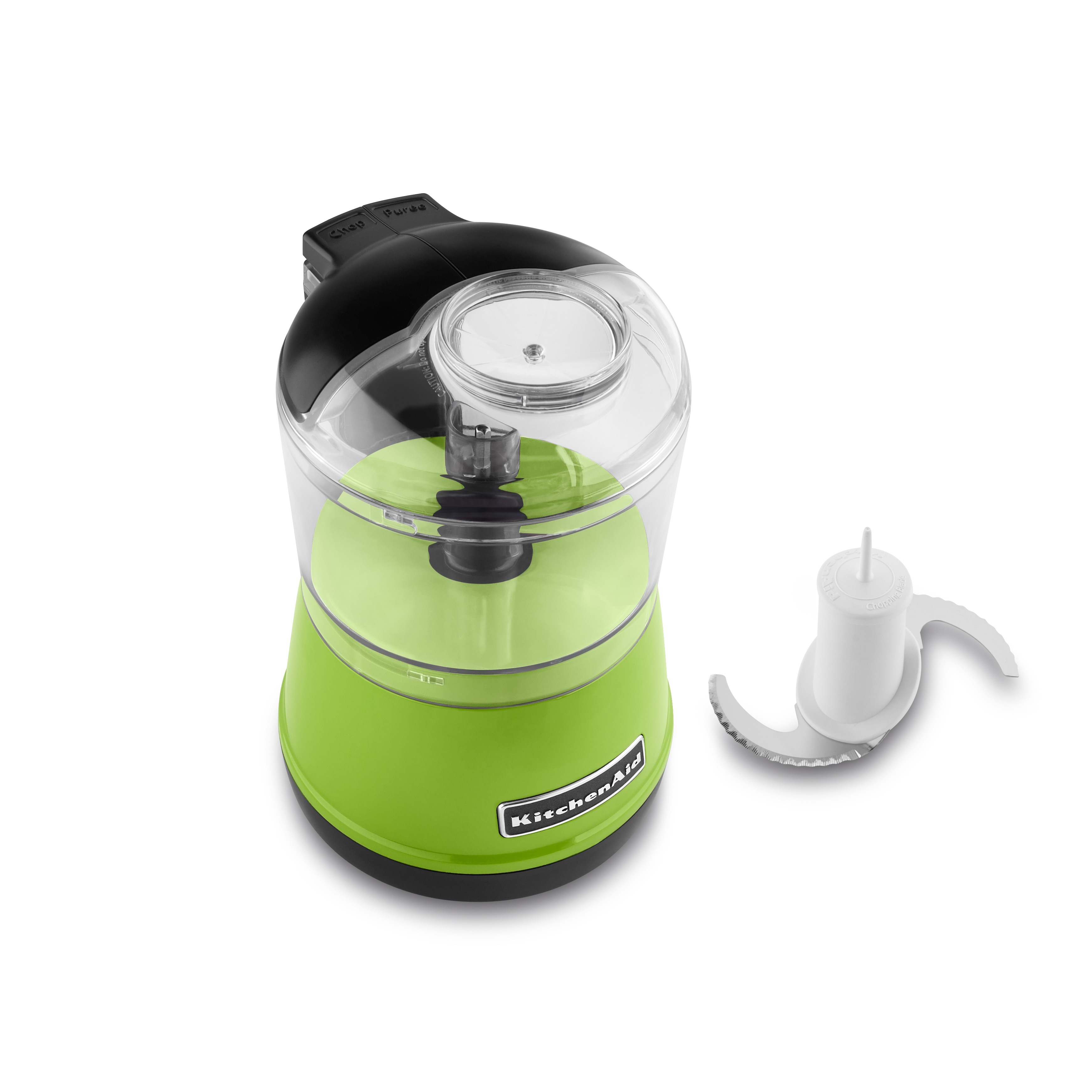 KitchenAid RKFC3511GA Green Apple 3.5-cup Food Chopper (Refurbished) at Sears.com