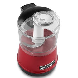 KitchenAid RKFC3511ER Empire Red 3.5-cup Food Chopper (Refurbished)