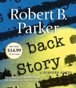 Back Story: A Spenser Novel (CD-Audio)