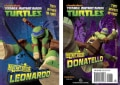 Mutant Origin Leonardo/Donatello: Two Books in One! (Paperback)