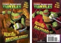 Mutant Origin Junior Novel: Michelangelo/Raphael (Paperback)