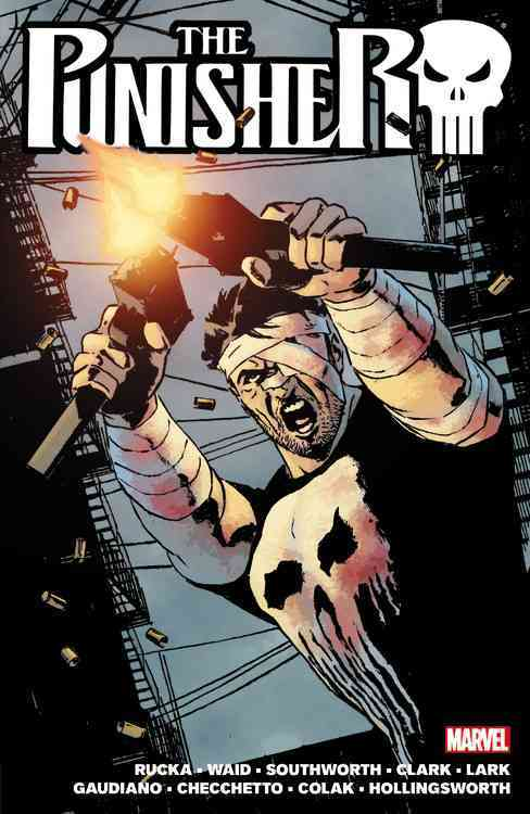 The Punisher by Greg Rucka 2 (Paperback)