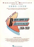 Broadway Musicals Show by Show, 1950-1959 (Paperback)