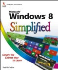 Windows 8 Simplified (Paperback)