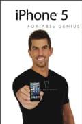 iPhone 5 Portable Genius (Paperback)
