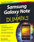 Samsung Galaxy Note For Dummies (Paperback)