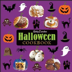 Betty Crocker Halloween Cookbook (Paperback)