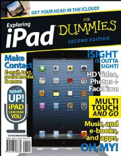 Exploring iPad for Dummies (Paperback)