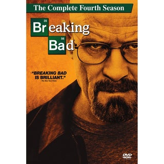 Breaking Bad: The Complete Fourth Season (DVD)