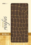 Holy Bible: New International Version, Giraffe, Flexcover, Safari Collection Bible (Paperback)