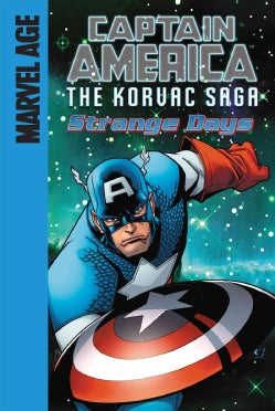 Captain America: The Korvac Saga 1: Strange Days, Library Edition (Hardcover)