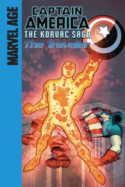 Captain America: The Korvac Saga 3: The Traveler, Library Edition (Hardcover)