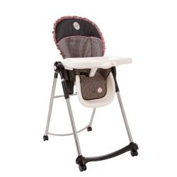 Safety 1st AdapTable High Chair with Ruffle in Eiffel Rose