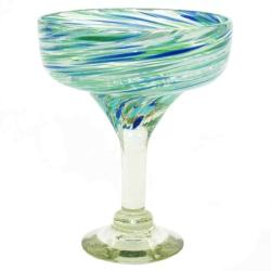 Pacifica Margarita Glasses (Set of 4) (Mexico)